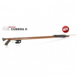 Fusil Cubera II + Bolsa sin Carrete