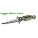 Cuchillo Gagger Black