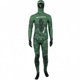 Traje Nebula green 5MM Salvimar