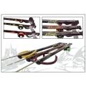 Fusil Minikraken 90 + ARPON + CARRETE  FFSUB - CKV