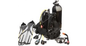 Packs buceo